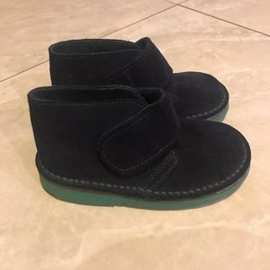 Shoes - Boys Suede Boots